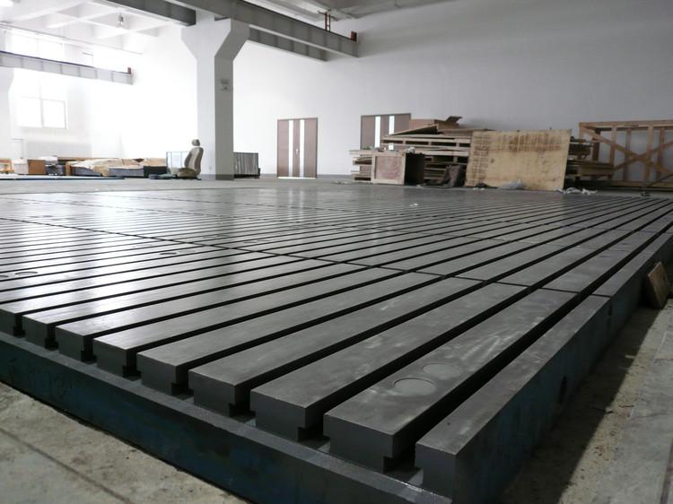 大理石T型槽平台